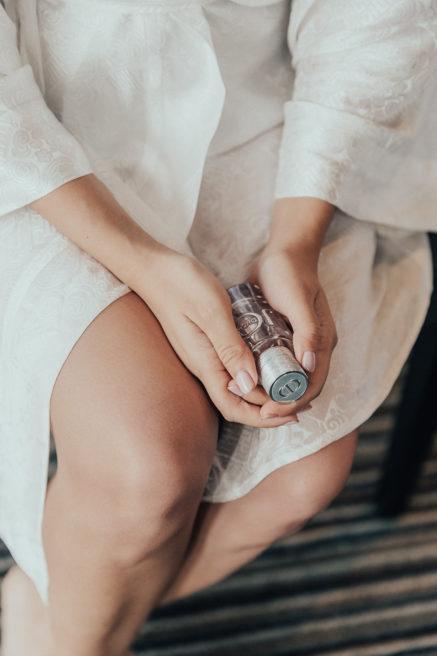 bruid bedrijf parfum